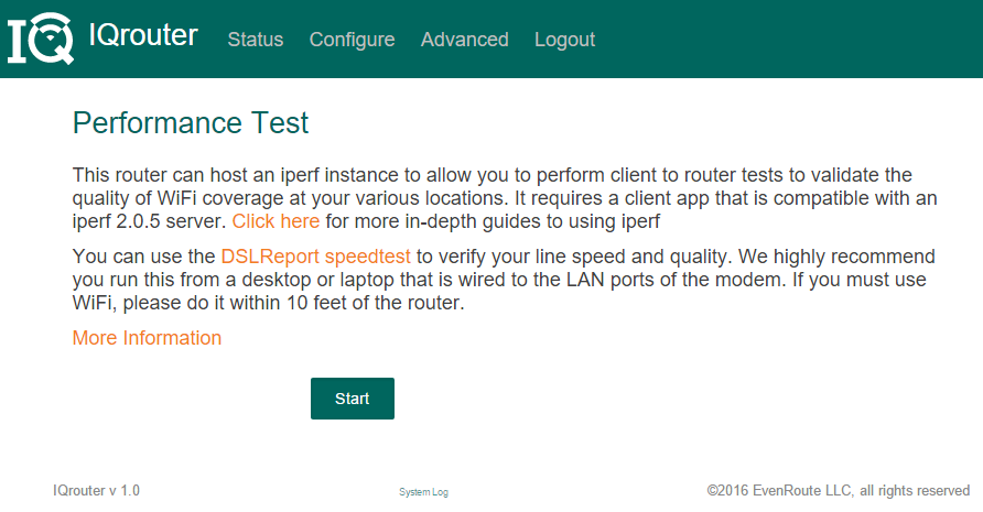 How can I test WiFi speeds to my IQrouter? – IQrouter